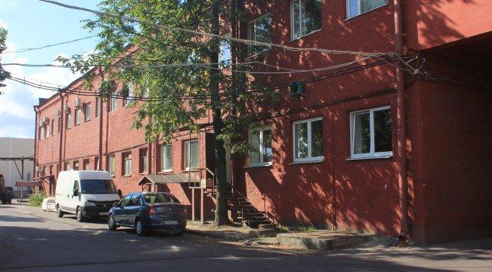 внешний вид здания на Обуховской