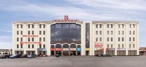 Деловой центр на Ново-Рыбинской