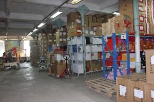 помещение склада в Невском районе