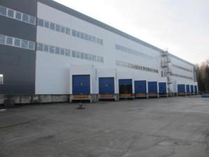 логистический центр в Московском районе