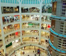 Арендные ставки в торговых центрах Санкт-Петербурга