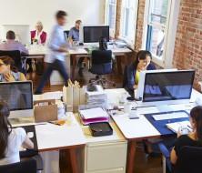 Арендные ставки на офисную недвижимость