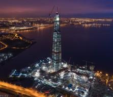 Строящиеся бизнес-центры Санкт-Петербурга