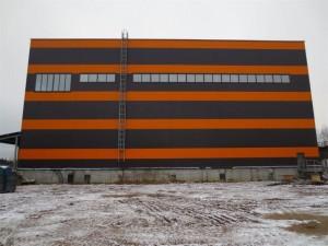 Складской комплекс ОКТАВИАН